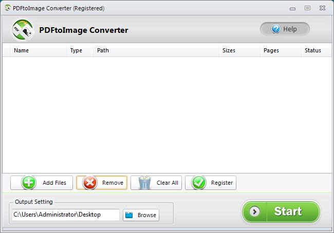 Download PDFtoImage Converter